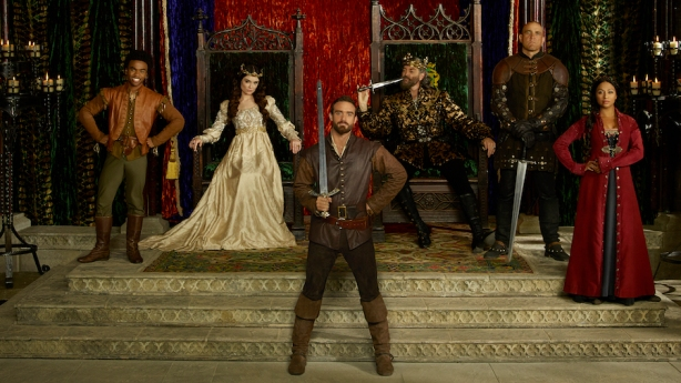 LUKE YOUNGBLOOD, MALLORY JANSEN, JOSHUA SASSE, TIMOTHY OMUNDSON, VINNIE JONES, KAREN DAVID