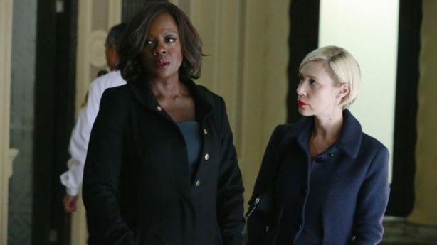 I think Bonnie really loves Annalise, just saying.