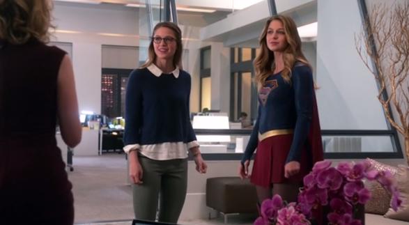 Supergirl 1x09 – Blood Bonds c